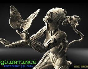 3D print model acquaintance