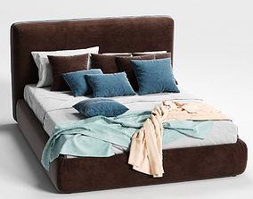 3D Colombini Casa BELINI Bed