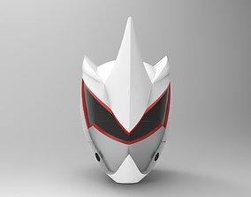 Rhino Ranger Helmet from Jungle Fury for 3D