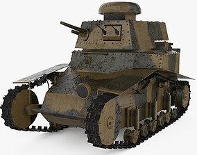 T-18 Tank 3D
