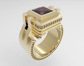 Ring 90 3D print model