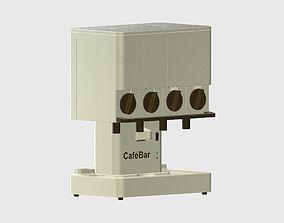 3D CafeBar Hot Beverage Dispenser