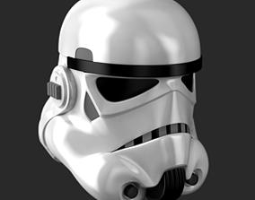 Stormtrooper Imperial Issue helmet 3D model