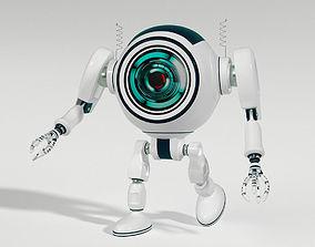3D model Funny Robot