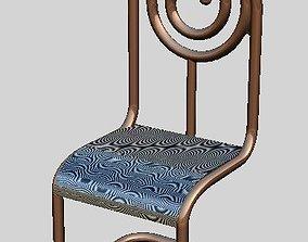 3D model Tube-chair