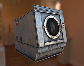 3D model Laundry machinery