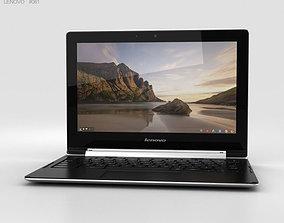 Lenovo N20p Chromebook 3D