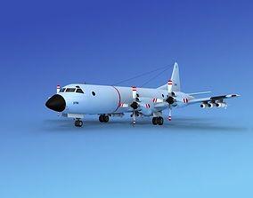 Lockheed P-3 Orion HAF Hp 3D