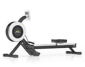 3D Indor Rower
