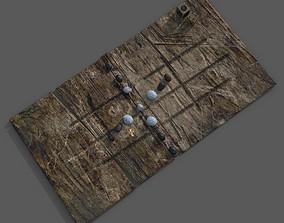 Medieval Board Game 3D asset