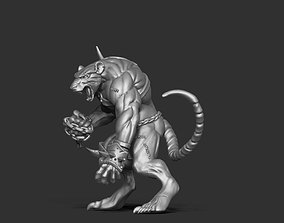 games Rat Ogre 3d print model