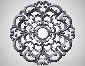 3D model Engraving no2