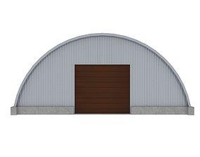3D frameless Hangar
