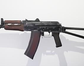 3D asset AKS74Y