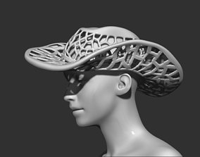 3D printable model Cowboy Hat