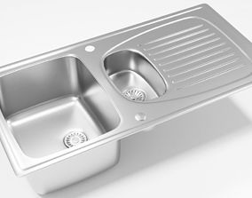 Kitchen sink 3D PBR