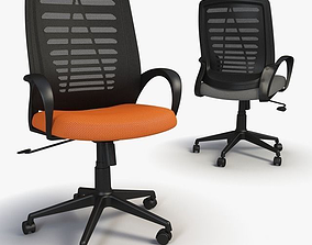 3D model IRIS office chair by OLSS