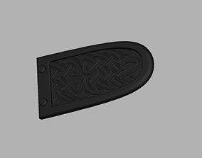 3D print model Assassins Creed Valhalla Inspired Eivors 2