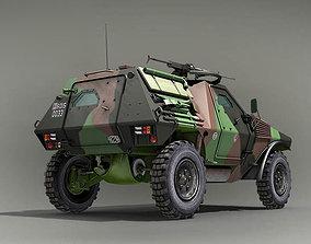 3D French Panhard VBL