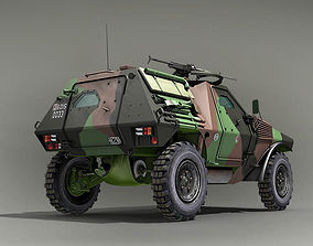 3D French Panhard VBL