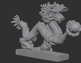 3D print model Chinese Dragon dragon
