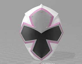 Power Rangers Shuriken Sentai 3D printable model 2