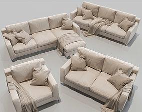 3D model MR FLOYD - collection