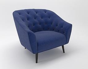 3D busnelli amouage armchair