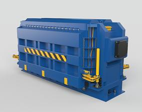 Press Machine Car 3D