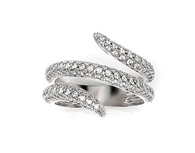 jewel Fancy Ring 3D printable model