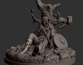3D printable model Boromir Fan Art LOTR PRINT