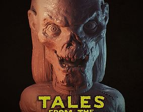 Tales from the Crypt zombie 3D print model