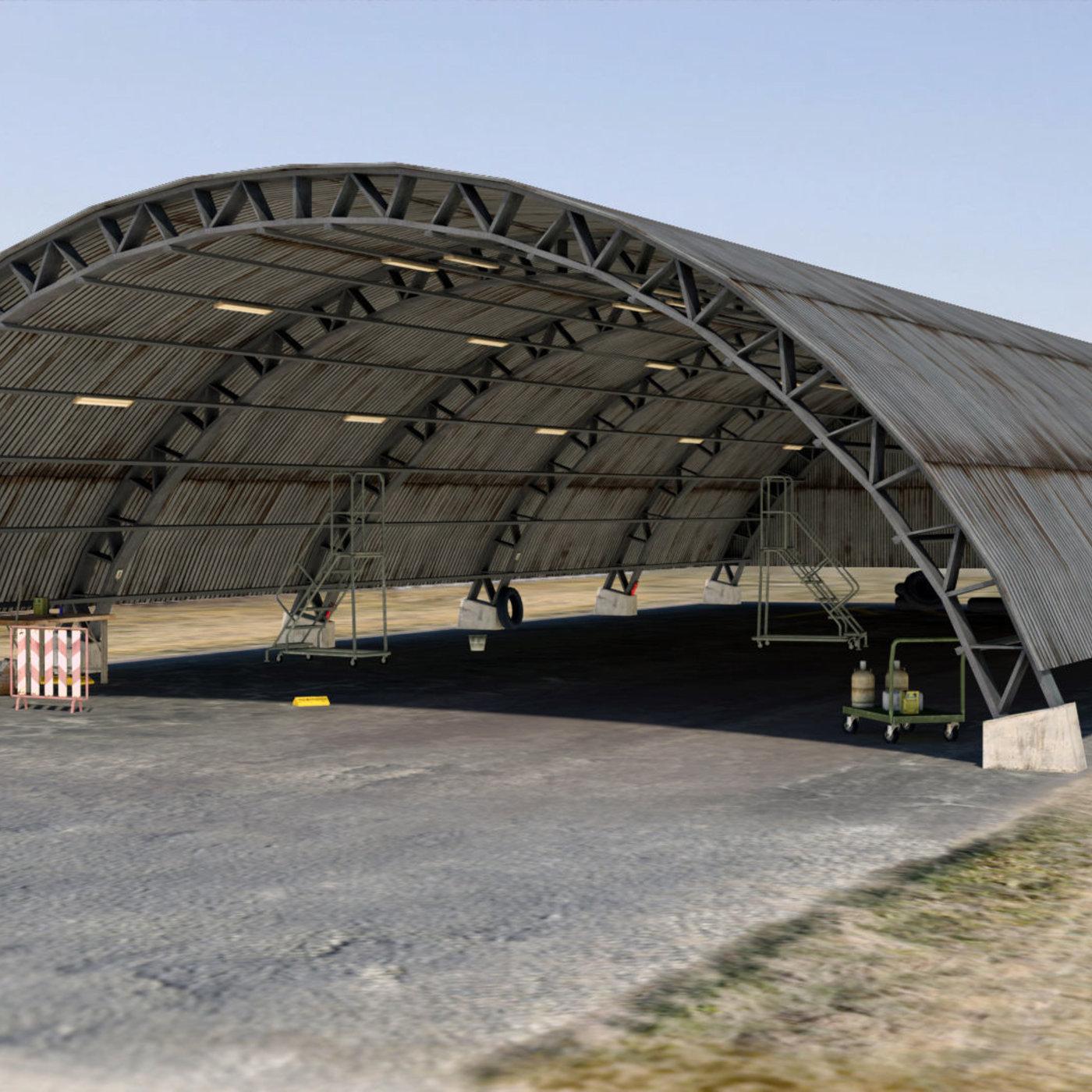 Air Hangar