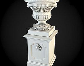 exterior 3D Pedestals