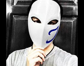 Vega Mask - Street Fighter Cosplay 3D print model