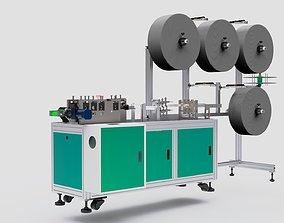 AUTOMATIC MASK MACHINE 3D printable model