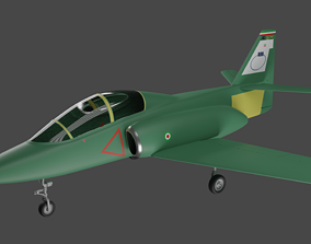 Iranian Air Force - Kowsar 88 - Yasin - The 3D model 1