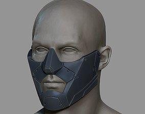 Ruiner Armor Mask 3d Print