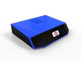 3D model Mini CPU Concept