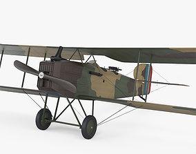 3D model Breguet 14