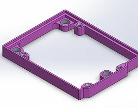3D print model Arduino case
