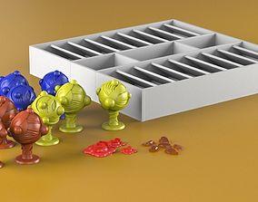 3D print model Keyforge set