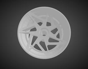 3D print model Forgiato Finestro rims for Hot Wheels