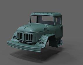 Body Zil 131 3D printable model