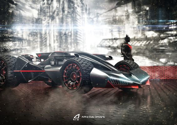 Batmobile Beyond