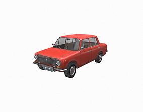 Lada 2101 3D model