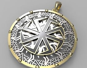 3D printable model jewelry Slavic amulete