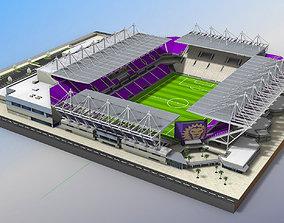 3D model Exploria Stadium Orlando City
