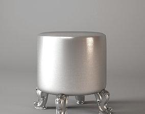 3D model Creazioni Otto Pouff art CR748
