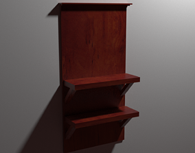 Wooden Furniture 3D